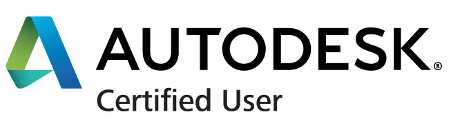 logo Autodesk Certified User