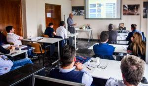 aula di formazione IICBIM