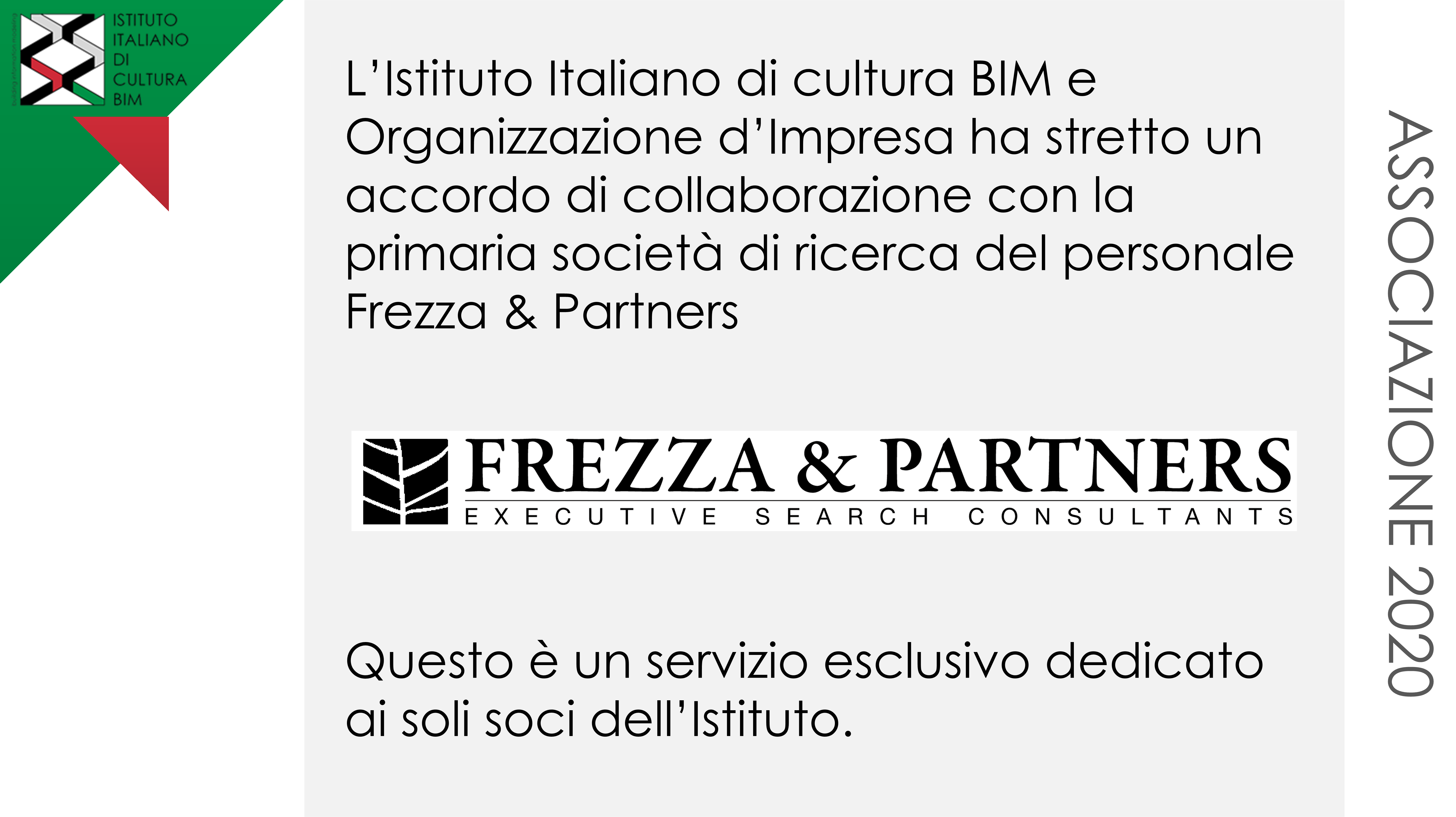 Partnership con Frezza&Partners