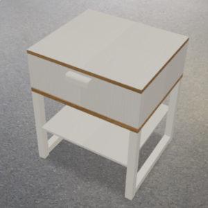 modellazione mobile IKEA realizzata con Revit