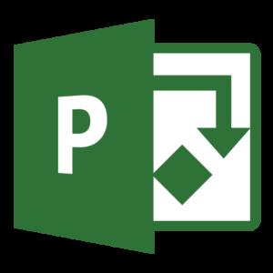 logo di microsoft project